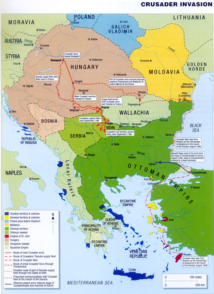 Notable Battles of Medieval Hungarians - History Forum ~ All ...
